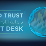 Top 5 Reasons to Use First Rate as a Trust Desk Client Infographic